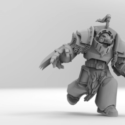 Download free OBJ file Canine Lord Roofus • 3D printable template, ThatEvilOne