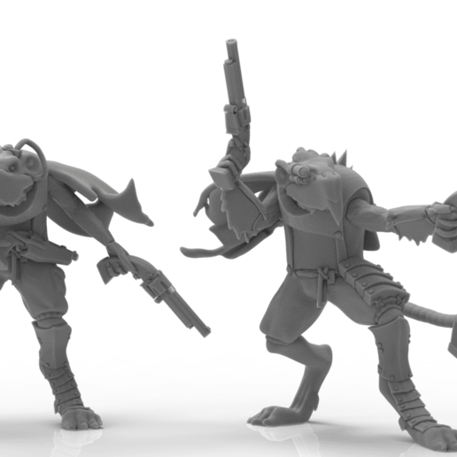 Download STL file Cheese Stealer Cult - Engineers • 3D printable object, ThatEvilOne