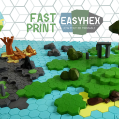 cabecero 3.png Télécharger fichier STL Easyhex • Design à imprimer en 3D, eternalversegames