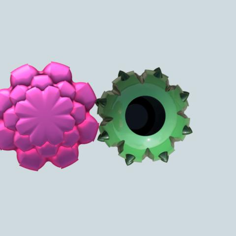 cactus_bottle_2019-Jun-27_01-25-52AM-000_CustomizedView6784362073_png.png Télécharger fichier STL gratuit Bouteille de bulles à savon Cactus Réutilisable • Objet imprimable en 3D, fewlings