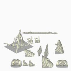Sentry Ranger Weapons Armor.jpg Download free OBJ file Sentry Ranger Weapons Armor • Template to 3D print, psychowhite1112