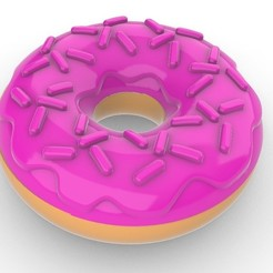 FP8.jpg Download 3MF file donut grinder • 3D printable template, Aocros1304