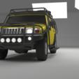 Descargar archivos STL Hummer H2 2003 Con modelo Exo-skeleton 3D, WhataAsset