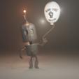 Download free 3D printer designs Black Lives Matter Tin Robot Tribute, Khatri3D