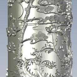 Télécharger objet 3D gratuit Porte-plume Phoenix, 1825813326