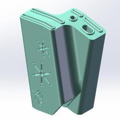 Download free STL file Knife holder • 3D printable model, 1825813326