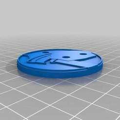 Download free STL file Calgary Maker Faire Coin / Keytag, LydiaPy