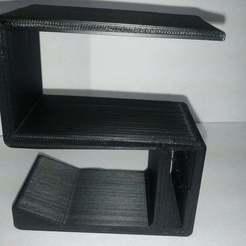 Télécharger fichier imprimante 3D gratuit Ikea Vika Amon Underdesk Support pour casque d'écoute, LydiaPy