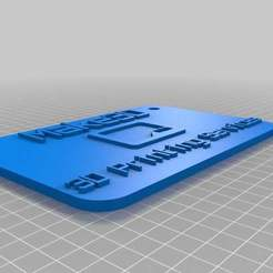 Descargar archivo 3D gratis Make3D_sign, LydiaPy