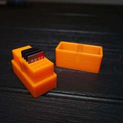 Download free 3D printing designs Micro SD Card Holder FPV edition, LydiaPy