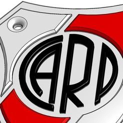 Descargar archivos STL River Plate, ntempia