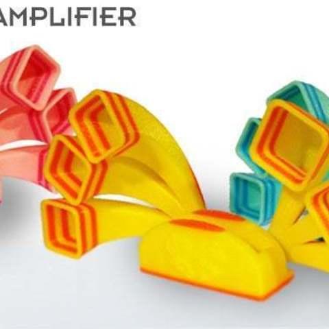 Descargar modelos 3D gratis Amplificador de base para iPhone - Diseño mejorado, SimSimona