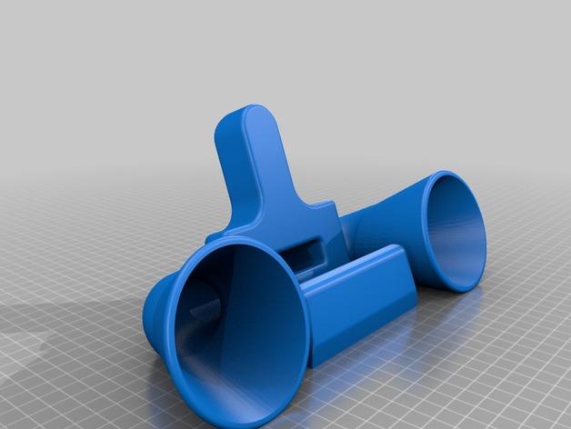 1.jpg Télécharger fichier STL gratuit Support haut parleur Phone • Design pour impression 3D, TOUT-A-1-EURO