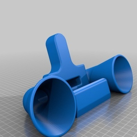 Download free 3D printer designs Phone speaker holder, TOUT-A-1-EURO