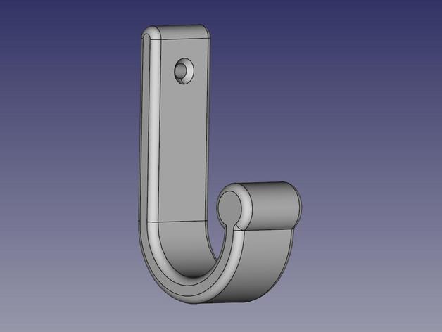 2.jpeg Télécharger fichier STL gratuit Porte manteau classique • Objet à imprimer en 3D, TOUT-A-1-EURO