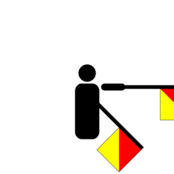 Download 3D printing models Complete flag system semaphores (Winkeralphabet) for multi color prints, tom-harder-sec