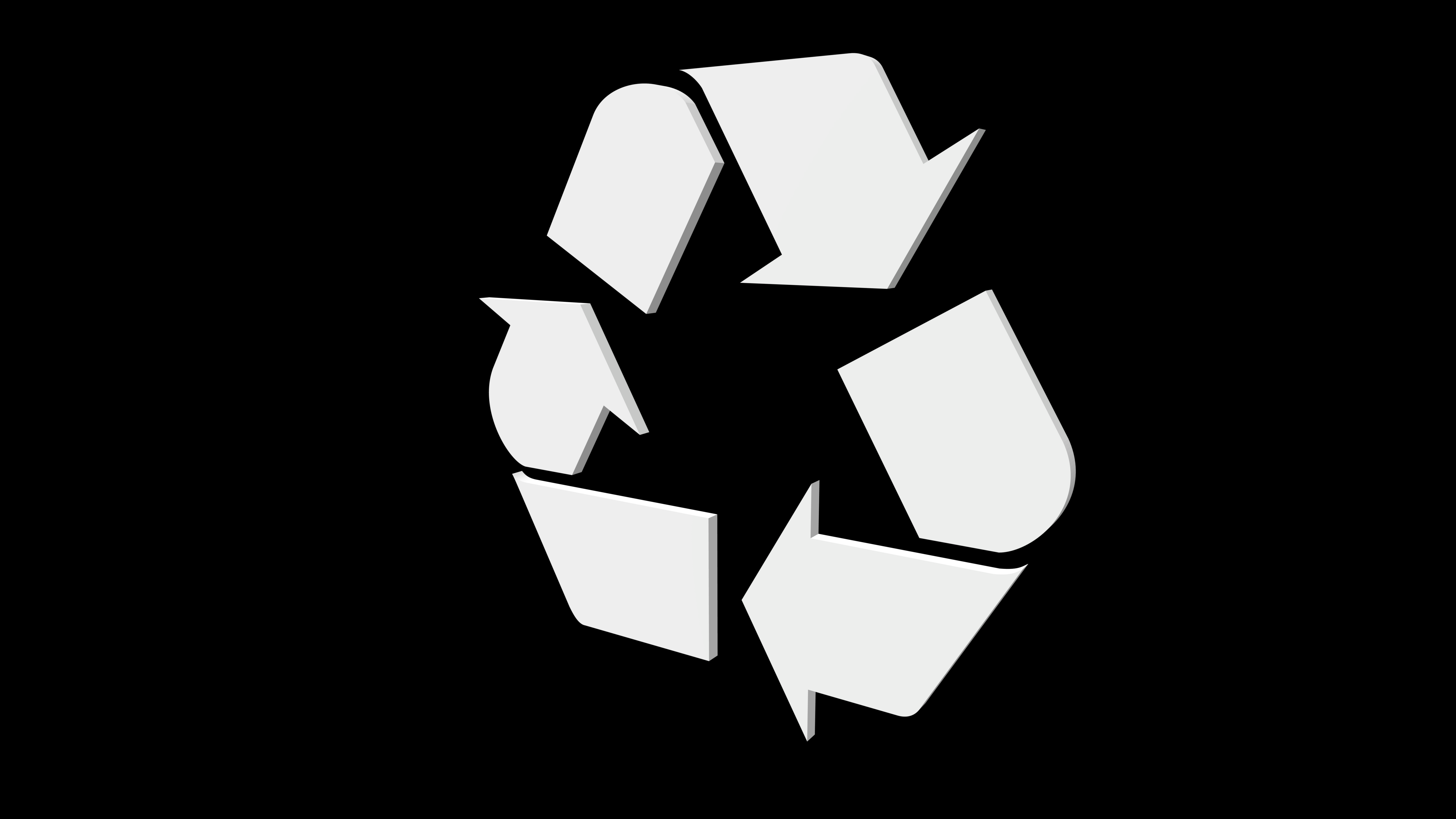 universal recycling logo.png Download free STL file universal recycling logo • 3D printing model, tom-harder-sec