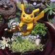 Download 3D model Detective Pikachu, kirinazul