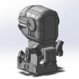 Descargar Modelos 3D para imprimir gratis Pathfinder Apex Legends Cabeza Grande, TRASS_3D
