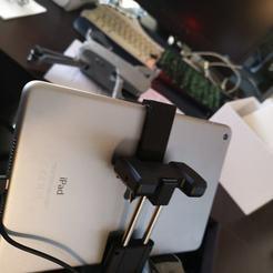 98075544_3190555807632051_7114305767510900736_o.jpg Download STL file dji mavic air 2 vs apple ipad mini • 3D print object, glasimir