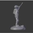 Descargar modelos 3D para imprimir Explorador de tropas de asalto, Llanero Solitario., jonathanworkevans