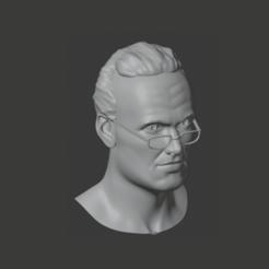 Download STL file Chuck Schumer • 3D printable template, jonathanworkevans