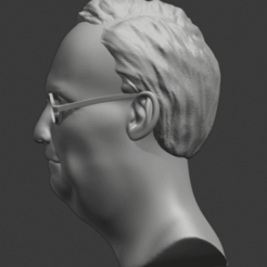 Mitch head(2).png Download STL file Mitch McConnell • Model to 3D print, jonathanworkevans