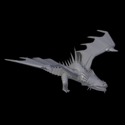 skrill.png Download STL file Skrill (How to train your dragon) • 3D print object, jonathanworkevans