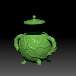 Télécharger objet 3D gratuit Sucrier, mark_nato