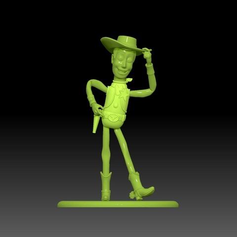 Télécharger fichier 3D Histoire de jouets en bois, mark_nato