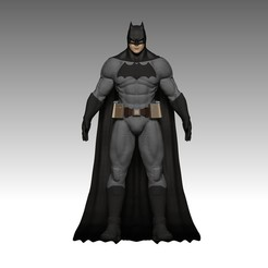 Download free 3D printer designs Batman, mark_nato