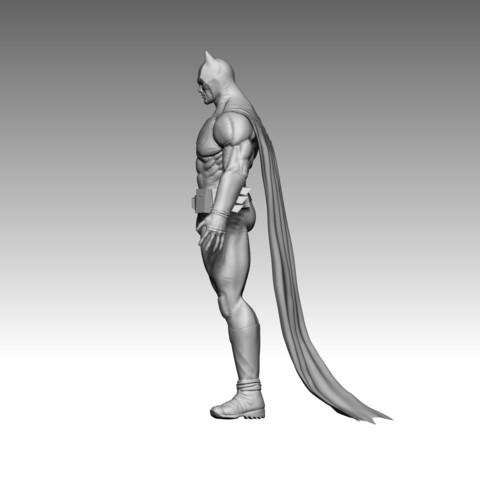 batman_5.jpg Download STL file Batman • 3D print object, mark_nato