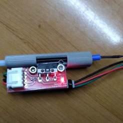 IMG_20200414_205831.jpg Télécharger fichier STL gratuit Capteur à filament • Design à imprimer en 3D, 3Dadicto