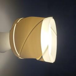 Impresiones 3D gratis Sombra de día de la lámpara, rpelenc