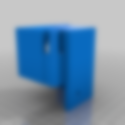 EmergencyStopCase.stl Download free STL file Emergency Stop Case for LACK Enclosure • 3D printable model, flupsiflo