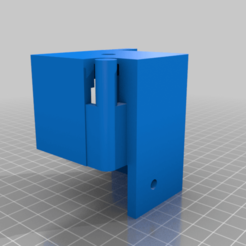 Download free 3D printing designs Emergency Stop Case for LACK Enclosure, flupsiflo
