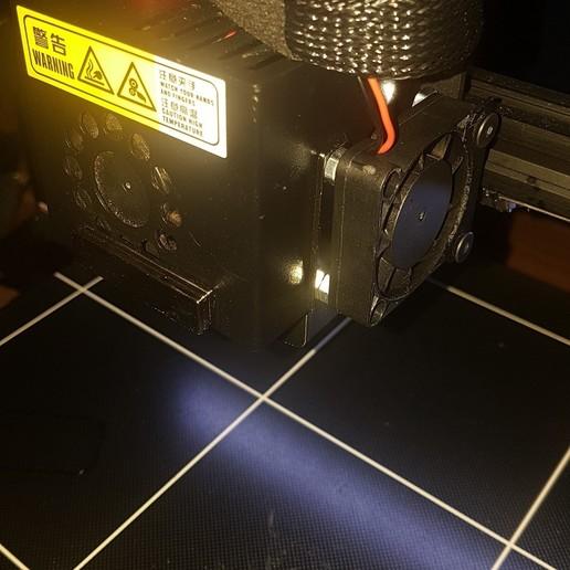 20200131_145425.jpg Télécharger fichier STL gratuit Adaptateur pour refroidisseur d'air Anycubic Chiron • Objet à imprimer en 3D, Putinas123