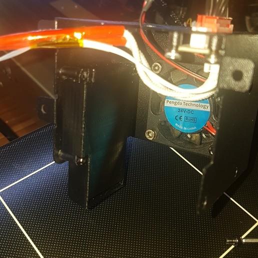 20200131_142930.jpg Télécharger fichier STL gratuit Adaptateur pour refroidisseur d'air Anycubic Chiron • Objet à imprimer en 3D, Putinas123