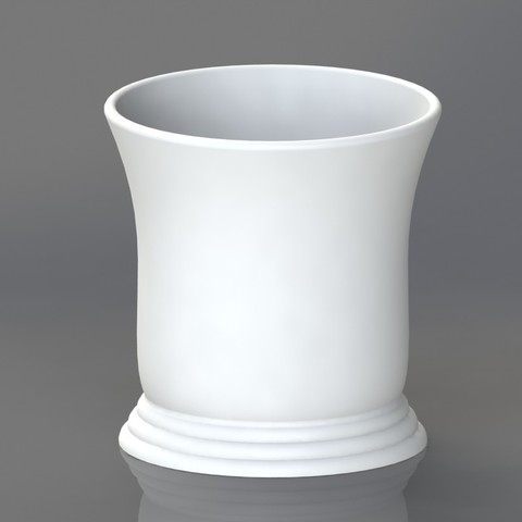 Download 3D printing models Espresso cup, TheCADesigner