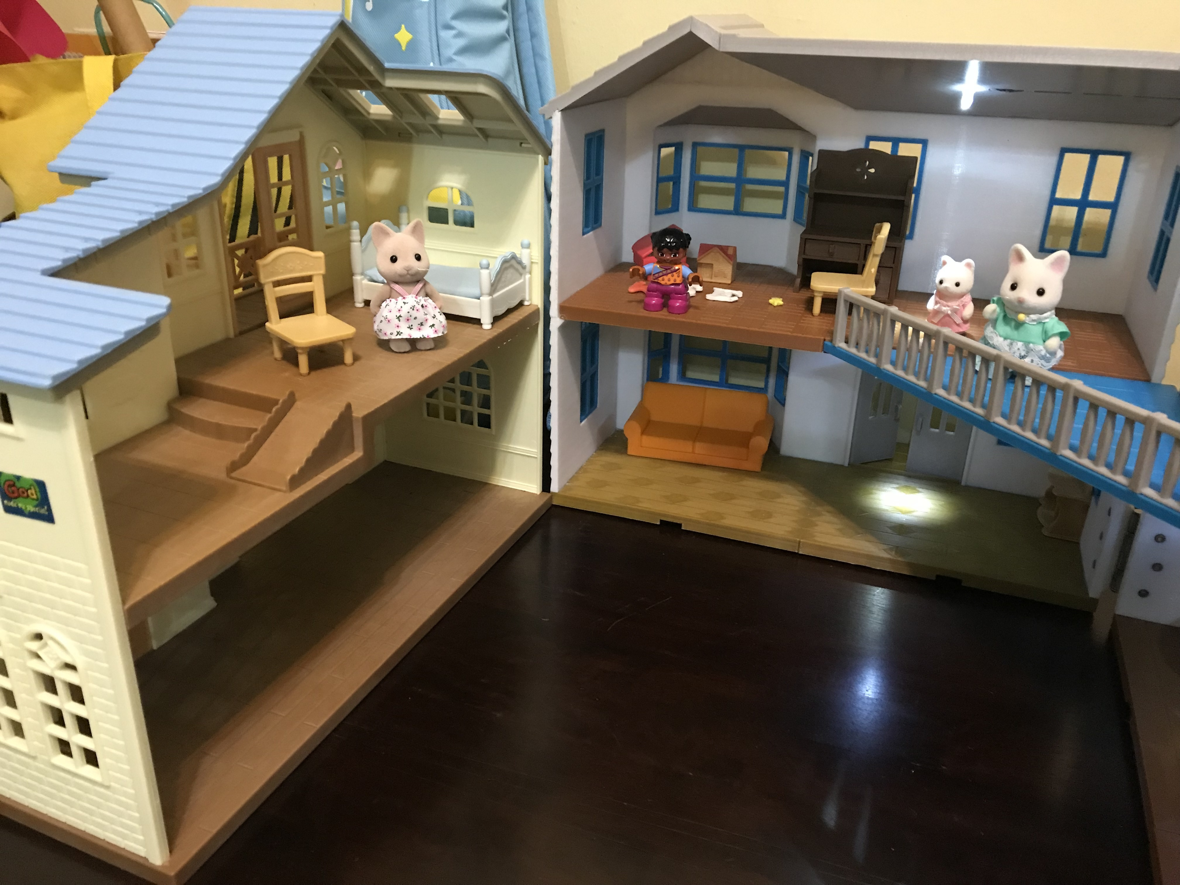 IMG_0630.JPG Download free STL file Doll House, 400x380mm • 3D print model, cliffang83