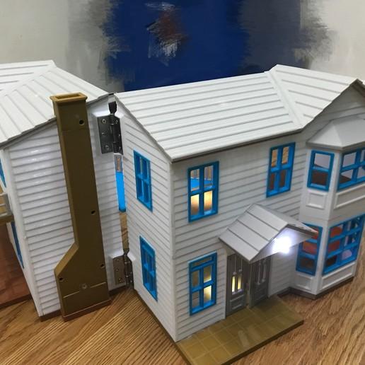 IMG_9884.JPG Download free STL file Doll House, 400x380mm • 3D print model, cliffang83
