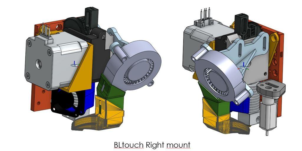 99fb1484228b8fe218012e94f6e81ff9_display_large.JPG Download free STL file ANET A8 E3DV6 Titan Direct Drive X Carriage • 3D printer object, Richard90