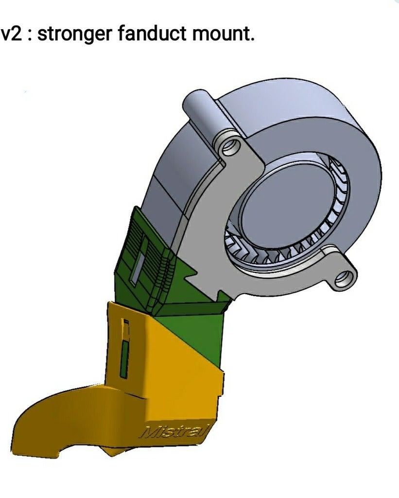 d2b5ca33bd970f64a6301fa75ae2eb22_display_large.jpg Download free STL file ANET A8 E3DV6 Titan Direct Drive X Carriage • 3D printer object, Richard90