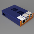 Download free 3D printer files Raspberry Pi 3B Sleeve, Wilko