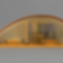 WemosD1Mini-Plug-04-Bottom-Body2.stl Télécharger fichier STL gratuit Wemos D1 Mini Fiche 04 • Modèle pour impression 3D, Wilko