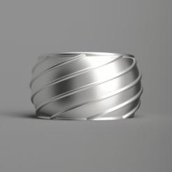 front.png Télécharger fichier STL gratuit Boule de Noël - Porte-bougie électrique 03 (mode vase) • Plan pour impression 3D, Wilko