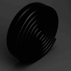 topRight.png Télécharger fichier STL gratuit Lakritzschnecke • Design pour imprimante 3D, Wilko