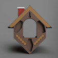 Back.png Download free 3MF file Bird Feeder 01 • 3D printable template, Wilko