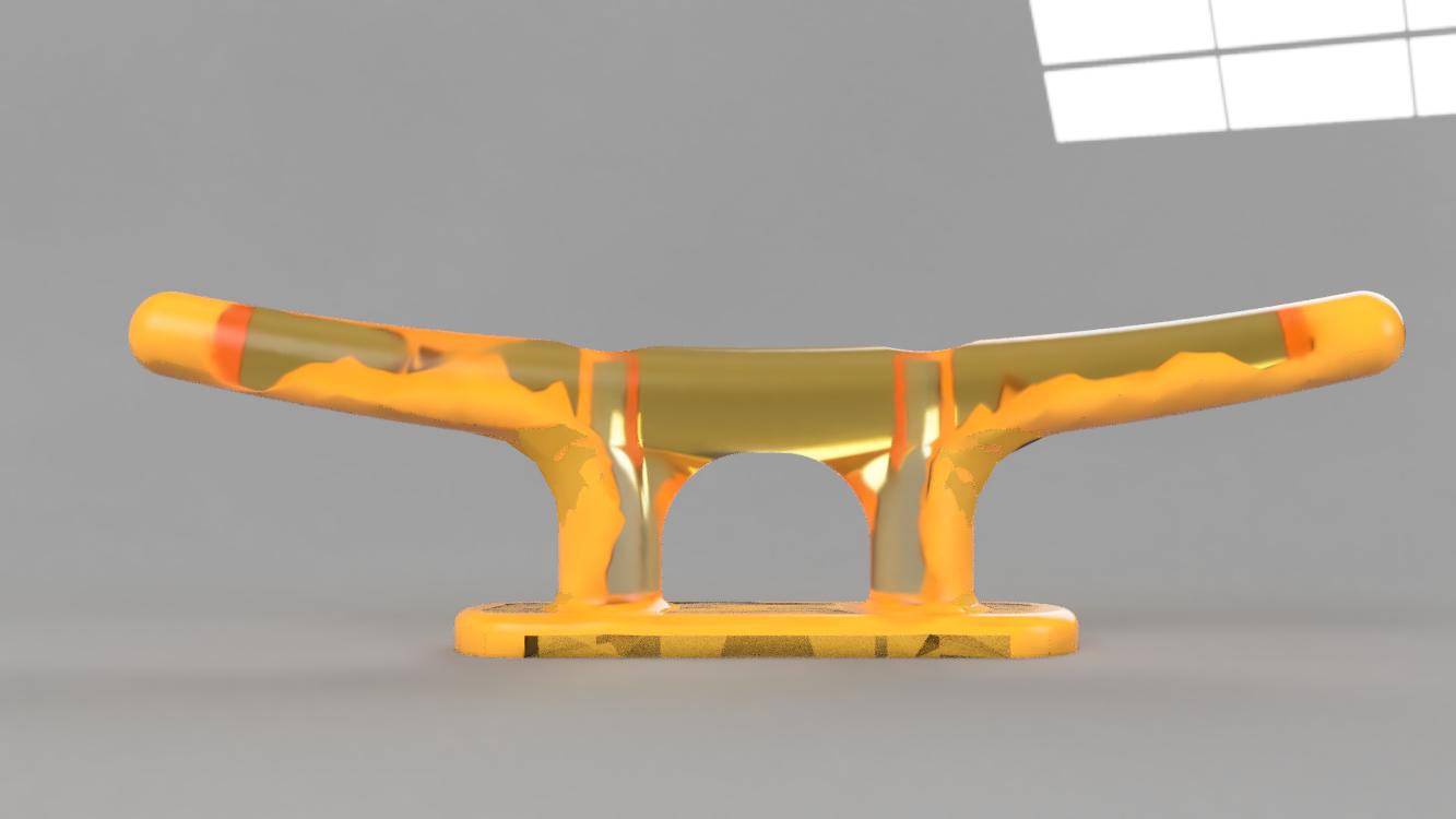 Cleat-Semi-Flat_Front.png Download free STL file Cleat 01 - 03 • 3D printer design, Wilko