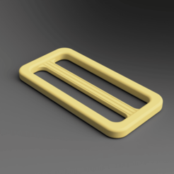 Download free 3D printer files Ladder Lock / Ladder Buckle, Wilko